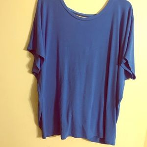 NWT Express V Neck Back Top In XL